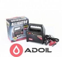 Зарядное для аккумуляторов  Alligator AC 802 АКБ 6А 6/12V