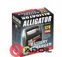 Зарядное для аккумуляторов  Alligator AC 803 АКБ 6А 12V