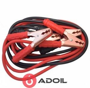 Стартовые провода CARLIFE 400А. 3м