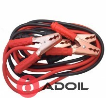 Стартовые провода CARLIFE 500А. 3м