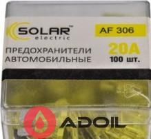 Предохранители Solar Af306