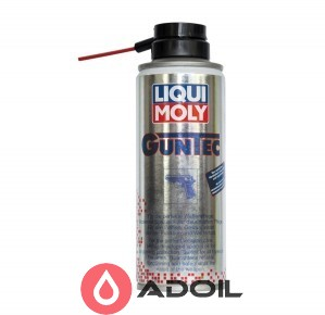 Оружейное масло-спрей GunTec Waffenpflege-Spray Liqui Moly