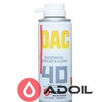 Универсальное средство для чистки и смазывания DAC 40