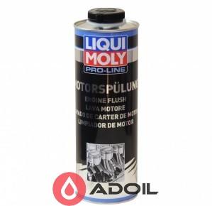 Профессиональная промывка двигателя LIQUI MOLY Pro-Line Motorspulung