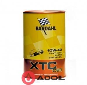 Bardahl Xtc C 60 10w-40