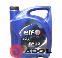 Elf Evolution 900 Ft 5w-40