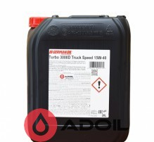 JB German Oil Turbo 3000D Truck Speed 15W-40