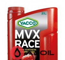 YACCO MVX RACE 4T 10W60