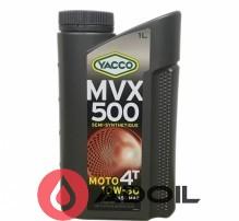 Yacco Mvx 500 4T 10w-30