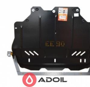 Система защиты моторного отсека Кольчуга стандарт, Volkswagen Jetta