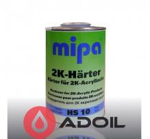 Mipa 2K Härter HS 10 быстро действующий отвердитель для акрилового лака