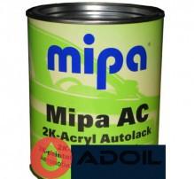 """456 Акриловая 2К автоэмаль Mipa """"Темно-синяя"""""""