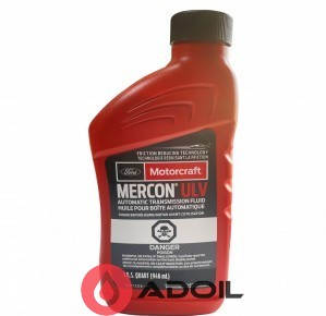 Motorcraft Atf Mercon Ulv