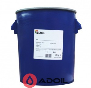 Змазка літієва Bizol Pro Grease G Li 03 Gear Box ZS K00K-40