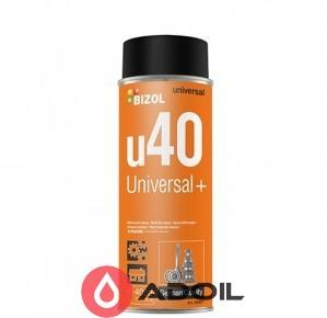 Многофункциональный спрей BIZOL Universal+ u40