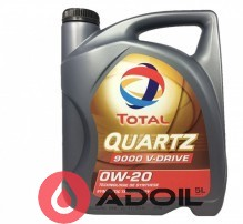 Total QUARTZ 9000 V-DRIVE 0W20