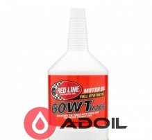 REDLINE OIL Race 60WT (20W60)