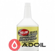 RED LINE Superlight ShockProof Gear Oil