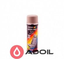 Фарба для фарбування шкіри бежево-сіра Motip