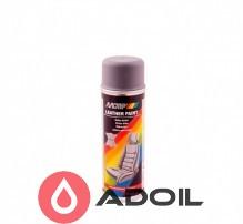 Фарба для фарбування шкіри сіра Motip