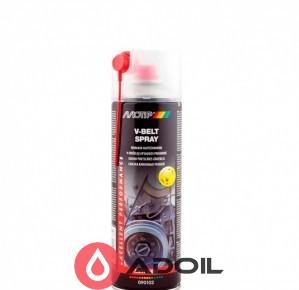 Смазка для клиновых ремней V-Belt Spray Motip