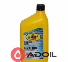 Pennzoil Platinum Euro L 5w-30 Full Synthetic