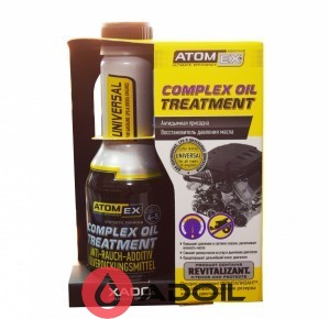 Антидым Atomex Complex Oil Treatment XADO