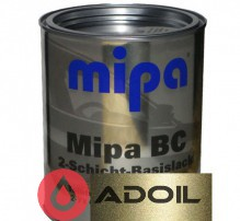 "Базовое покрытие металлик 310 Mipa ""Валюта"""