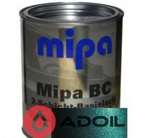 """Базовое покрытие металлик 385 Mipa """"Изумруд"""""""