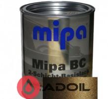 """Базовое покрытие металлик 399 Mipa """"Табак"""""""