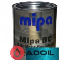 """Базовое покрытие металлик 460 Mipa """"Аквамарин"""""""