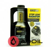 Герметик радиатора Atomex Stop Leak Radiator