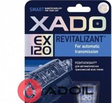 Ревитализант для автоматических трансмиссий XADO EX120 (Усиленный)