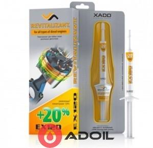 Ревитализант для дизельных двигателей XADO EX120