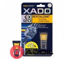 Ревитализант для дизельных двигателей XADO EX120 (Усиленный)