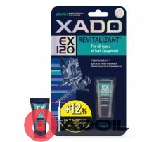 Ревитализант для всех типов топливной аппаратуры XADO EX120 (Усиленный)