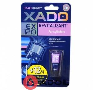 Ревитализант для цилиндропоршневой группы Xado Ex120
