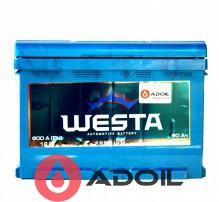 WESTA Premium 6СТ-60(0)
