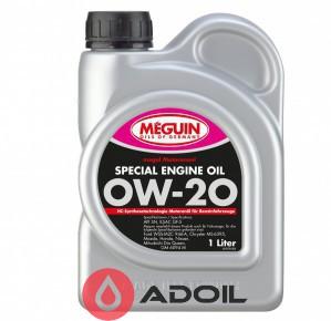 MEGUIN MEGOL SPECIAL ENGINE OIL 0W-20