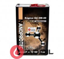 Nanoprotec Engine oil 0w-40
