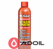 Монофазный металогерметик для ремонта системы охлаждения Hi-Gear