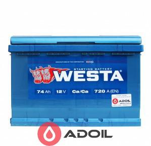 WESTA Premium 6СТ-74(1)
