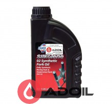 FUCHS SIILKOLENE 02 SYNTHETIC FORK OIL