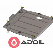 Система защиты моторного отсека Кольчуга стандарт, Acura