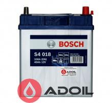 Bosch Silver 40Ah (0) 0 092 S40 180