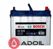 Bosch Silver 45Ah (0) 0 092 S40 200