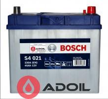 Bosch Silver S4 45Ah (0) 0 092 S40 210