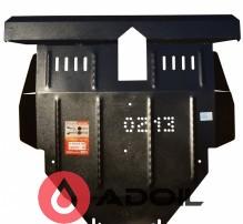 Система защиты моторного отсека Кольчуга стандарт, Geely FC