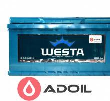 WESTA Premium 6СТ-100(0)