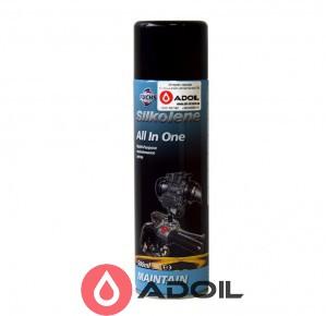 Мастило контактів Fuchs Silkolene All-In-One Spray